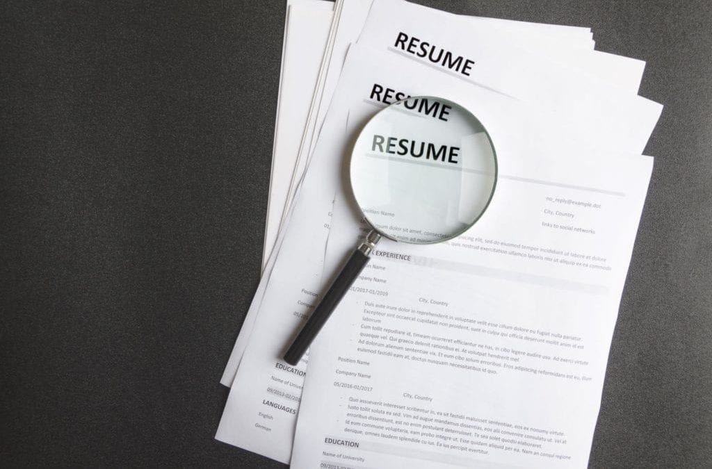 20 Common Resume Mistakes That Could Keep You From Getting a Job