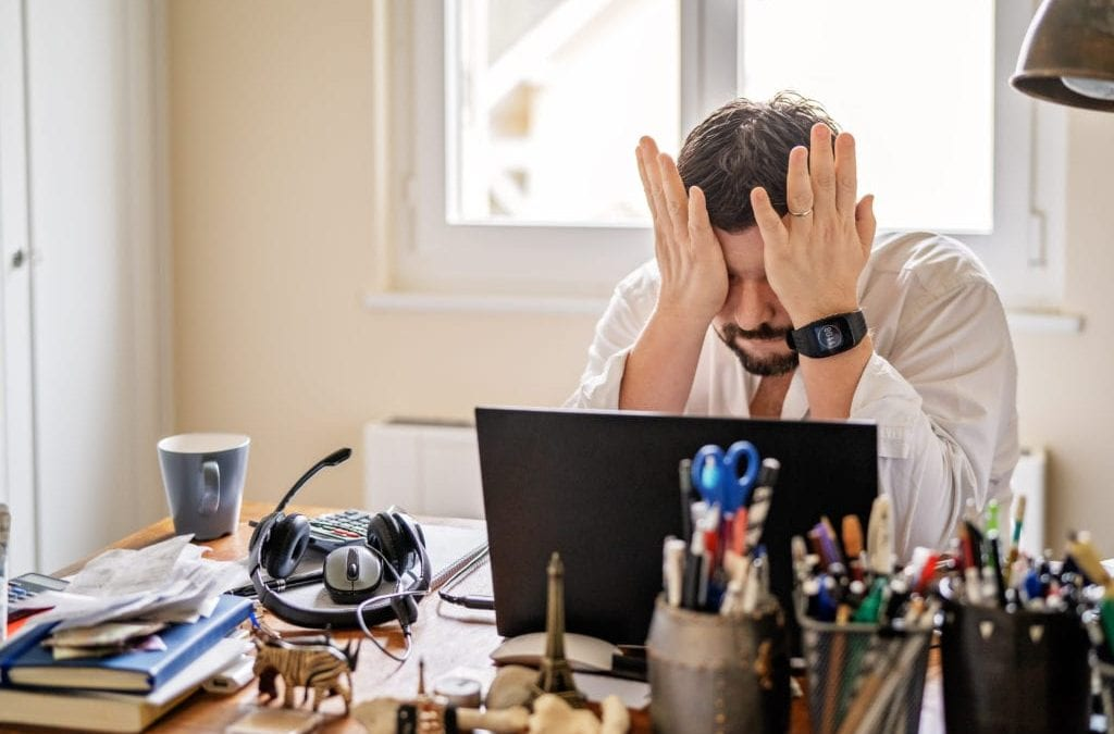 6 Things You Can Do When You're Frustrated With Your Job Search
