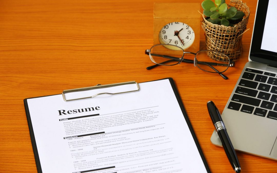 what do you need on your resume